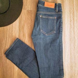 Acne Studios Hex DC Dark Wash Skinny Jeans 28/34